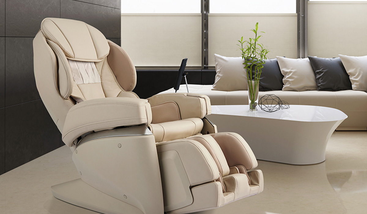 How Massage Chairs Can Help With Chronic Back Pain