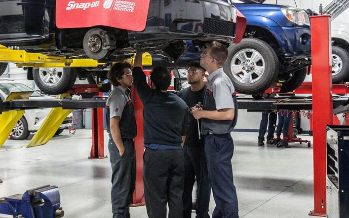 The Practical Benefits of Automotive School