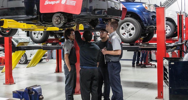 The Practical Benefits of Automotive School