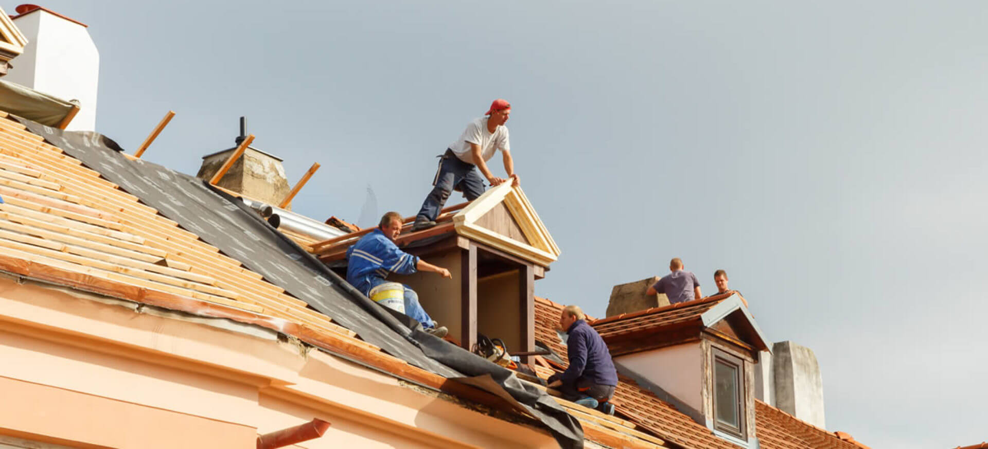 Most Common Types of Roof Repairs