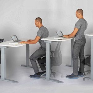 How Standing Desks Are The Solution to The Obesity Epidemic